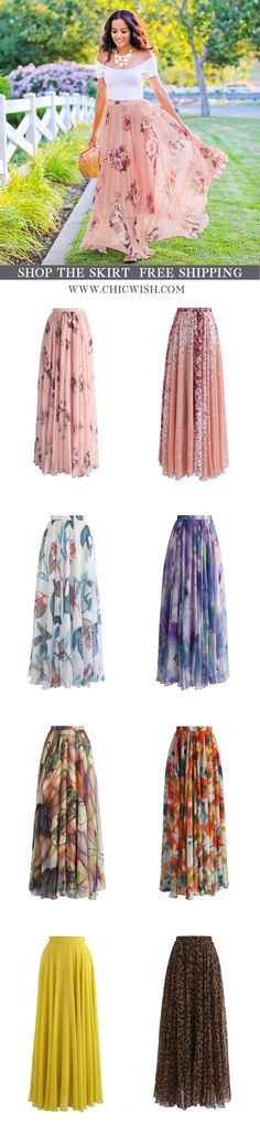 Search results for: 'maxi skirt' - Retro, Indie and Unique Fashion Hijab Fashion, Fashion Beauty, Fashion Dresses, Mode Outfits, Skirt Outfits, Unique Fashion, Womens Fashion, Fashion Design, Xl Mode