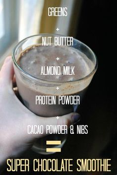 Want to take your chocolate smoothies up a notch? This cacao powder and nibs can add that extra chocolatey yumminess to your smoothie recipe!