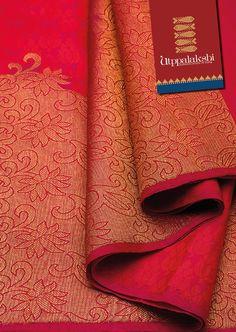 A classic favorite with elegant antique zari detailing. Pink base with carrot-orange self prints and bronze zari-work on the border & pallu. #Utppalakshi #Silksaree#Kancheevaramsilksaree#Kanchipuramsilks #Ethinc#Indian #traditional #dress#wedding #silk #saree #weaving#Chennai #boutique #vibrant#exquisit #weddingsaree#sareedesign #colorful #vivid #indian #southindian #bridal #festival #sophistication https://www.facebook.com/Utppalakshi/ Contact: 097899 37149