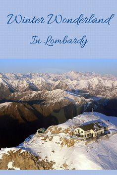 Skiing in Livigno and other amazing things to do in winter in Lombardy, including winter trekking!