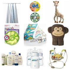 Favorite baby items as seen on http://soundofabird.blogspot.com
