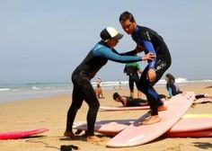 7 Days Yoga and Surf Holiday at Freeride Surfcamp & School - Vila do Bispo, Portugal | LETSGLO #surf #yoga #holiday