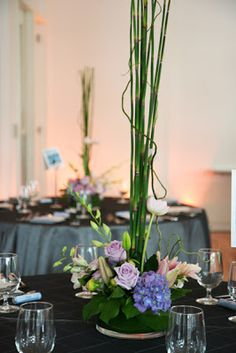 ikebana wedding bouquet - Google Search