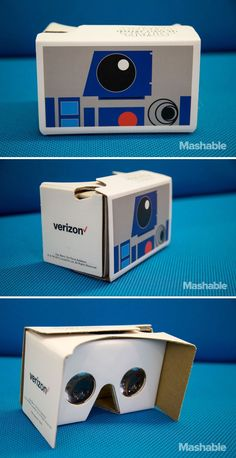 08c9fe34fc7 Verizon is giving away these badass  Star Wars  Google Cardboard viewers