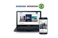 Samsung Newsroom Brasil é o novo portal de notícias e conteúdo digital da empresa - http://www.showmetech.com.br/samsung-newsroom-brasil-e-o-novo-portal-de-noticias-e-conteudo-digital-da-empresa/