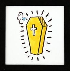 Sickboy. Coffin Cross.
