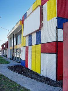 Mondrian - our (mcm) neighborhood | Flickr - Photo Sharing!