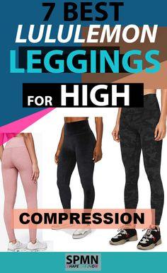 Best Lululemon Leggings, Compression Pants, Anti Cellulite, Women's Leggings, Tights, All Fashion, Work Pants, Trousers Women, Active Wear