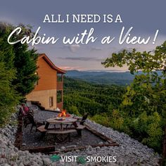 Smokey Mountain Cabin Rentals, Smoky Mountain, Gatlinburg Vacation, Gatlinburg Cabin Rentals, Pigeon Forge Cabins, Mountain Vacations, Mountain Homes, Cabins In The Woods, Traveling