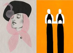 PureWow: FRESH PRINTS  A new site for limited-edition illustrations    [February 2012]