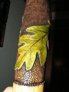 Resultado de imagen de Walking Sticks Carving for Beginners