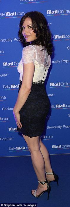 Lana Parrilla in Cannes - June 2016