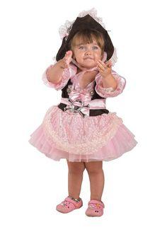 Baby Kostüm Piratin, Kostüm Kleinkind Prinzessin, rosa Baby Kostüm, Girls Dresses, Flower Girl Dresses, Harajuku, Wedding Dresses, Bosch, Style, Fashion, Bebe