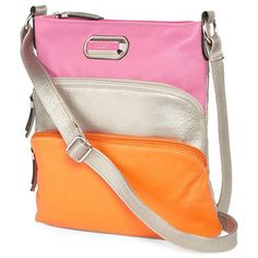 Rosetti® Becky Crossbody Bag - fun color for summer but bigger at 11x11