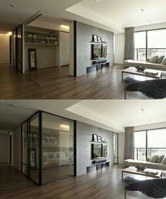 Transformative spaces!