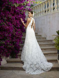 Gown. photo - Acessorios Para Novias