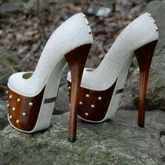 very high heels