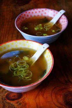 Zuppa di miso con miso di ceci e miglio prodotto in Toscana - GranoSalis - Blog di cucina naturale e consapevole