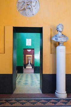 I love viewing through doors to doors to doors.... - Thorvaldsens Museum, Copenhagen