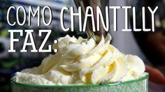 Como Faz: Chantilly