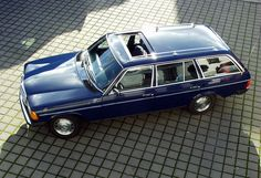 Mercedes Benz W123 300 TD