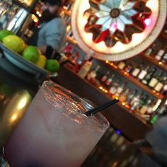 After a full four days of eating drinking eating sightseeing eating and more drinking...this last cocktail a New Orleans margarita is the perfect way to end our stay at the @renartsnola and New Orleans (unless I stop at the Triangle Deli and Rouses first....hmmm). Look out for the full #hotellove review soon. Cheers to 2017! -sw // Travel Well #TravelFly / #TravelFlyHotels #OnlyAtTheArts