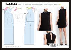 tutorial vestido