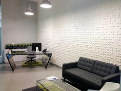Braille wall