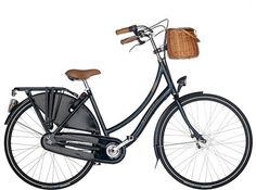 Bicycle for carrying farmers market things...