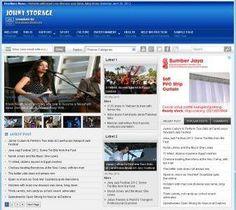 Johny Storage Blue Blogger Template é um template blogger para blog de noticias, tecnologia e etc. Com layout elegante, Johny Storage Blue tem 3 colunas, 1 sidebar direita, 3 colunas de rodapé, menu horizontal drop-down, slide de conteúdo em destaque, widgets por categorias, página de navegação numerada, botões de compartilhamento social, posts relacionados, locais para posicionar anúncios, background personalizado e muito mais.