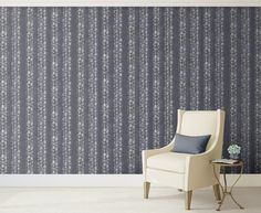 Allegri, Sorrento: Subtle natural patterns, interwoven with metallic fibres for a rich textured finish.