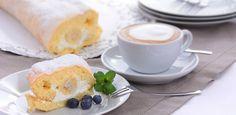 recipes, swiss roll, cake, bake, milk tart