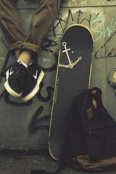 Skateboard, my religion