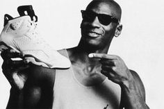#MichaelJordan is one of the most marketed sports figures ever, he globally trended in sports long time before social media existed.  Air Jordan Nike brand made the company earn more than $1 billion in sales.