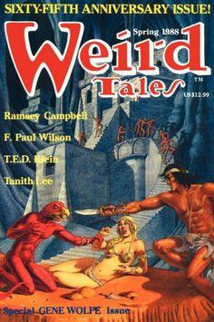 George Barr, Weird Tales This is the first issue to supply a whole number of issues from It doesn't agree with my count based on covers available online. No online site has a cover for so that may account for some of the discrepancy. Pulp Fiction Art, Horror Fiction, Pulp Art, Science Fiction, Sci Fi Comics, Horror Comics, Horror Art, Pulp Magazine, Magazine Art