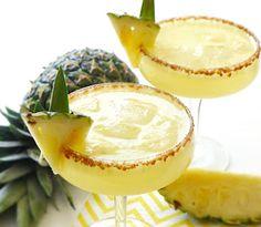 Recette Sangria à l'Ananas et au Rhum