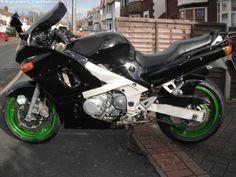 KAWASAKI ZZR 600 cc ZX600 E7 Zz-r600 - http://motorcyclesforsalex.com/kawasaki-zzr-600-cc-zx600-e7-zz-r600/