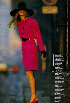 Roberto Chirko 1989 #supermodels #vintage #glamour #retro #nostalgia #1980s #1990s