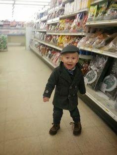 The Stylist Mom: Little Gentlemen's Coat  Boy Fashion Little Man Preppy Boy Kids Fashion boy