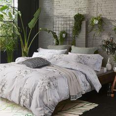床品套件 100%棉 活性印花 门罗 四件套