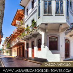 A pocos minutos (4.8km) de nuestro Hotel Las Américas Golden Tower Panamá se encuentra El Casco Antiguo de Panamá; declarado por la UNESCO como Patrimonio de la Humanidad.  Es uno de los principales atractivos turísticos de la ciudad. Sus calles, plazas, monumentos religiosos y sus edificaciones coloniales y neoclásicas llenas de historia son los sitios de interés más visitados por los turistas. Old Town is located just a few minutes away from our Hotel Las Américas Golden Tower Panama…