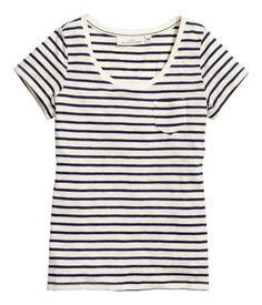 Jersey Top | H&M US | $8