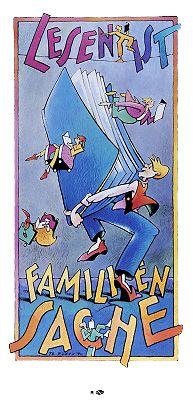 Lesen ist Familien Sache/Th. Röder (1990)