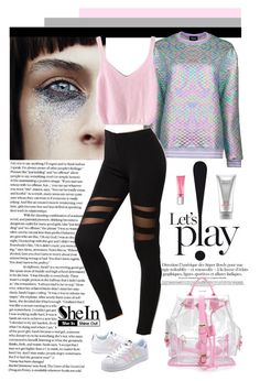 """""""Let's play!"""" by s0f1a ❤ liked on Polyvore featuring Jaded, adidas Originals, Molton Brown and Beauty Rush"""