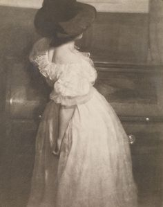 Miss Mary Warner, ca.1908
