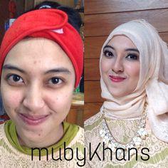 Makeup for party #makeupindonesia #makeupartistry #makeup