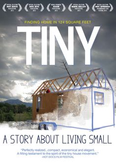 Tiny House Documentary Now on DVD and iTunes