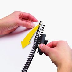 Tracy's Treasury: Bind it Up, Baby! This is a review of one of my favorite teacher's tools - the pro-click binding machine. You can bind notebooks of your own, then unzip them to add more pages if you'd like.