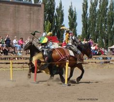 11 Annual Brooks Medieval Faire Saturday, August 9-Sunday, August 10, 2014 International Invitational Jousting Tournament, Medieval Combat, Highland Dancing, Medieval Feast and an Artisans Market are some of the exciting events and things to do.