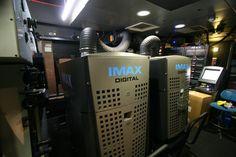 IMAX por dentro